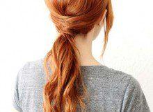 modna fryzura