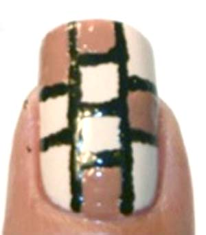 beżowy manicure 6