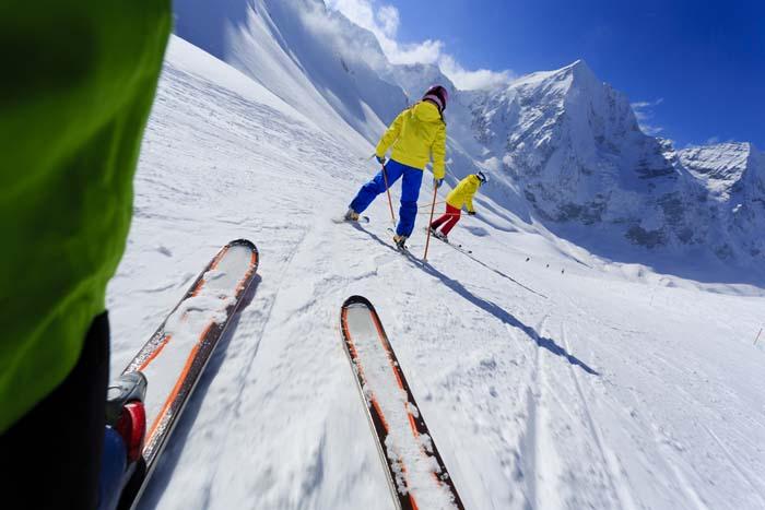 Val di Sole - wymarzone miejsce dla narciarzy