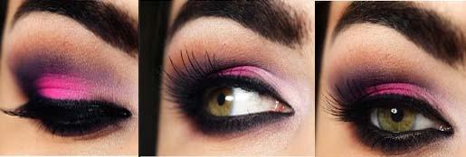 makijaż oczu 25