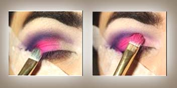 makijaż oczu 3