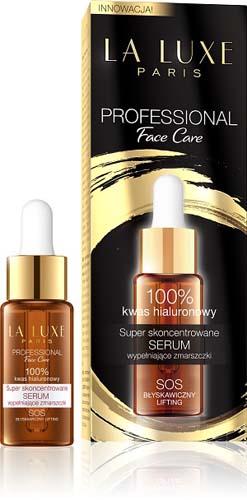 web serum 100% kwas hailuronowy LA UXE