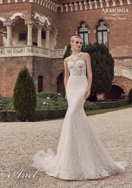 suknia ślubna kolorystyka