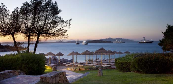 Hotel na Sardynii