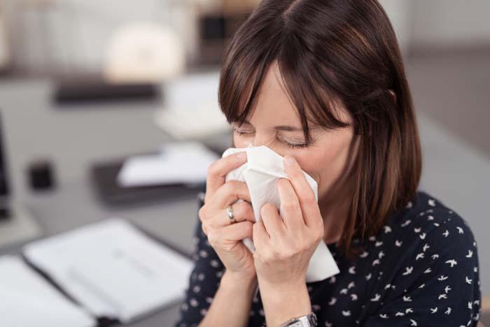 LEKI PRZECIWHISTAMINOWE Alergia