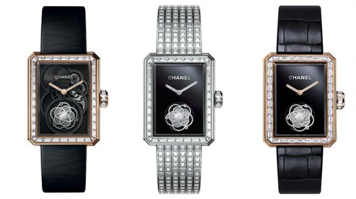 chanel zegarki