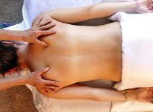 masaż kontralateralny