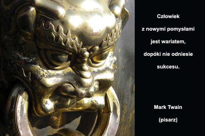 Cytaty Mark Twian