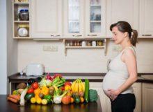 Dieta dla przyszłej mamy