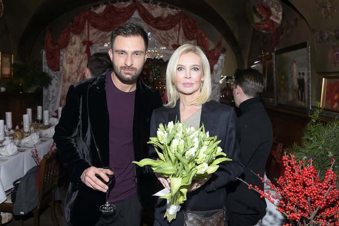 Bogna Sworowska i Łukasz Jemiol