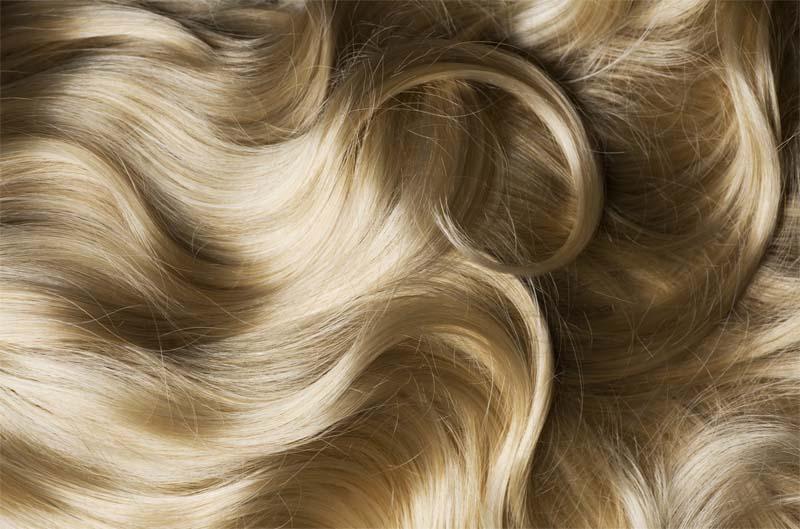 Przedłużane włosy