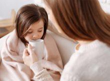 Spray do nosa dla dzieci