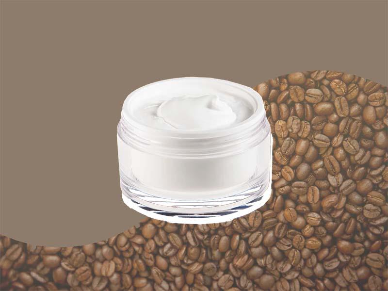 Kawa jako baza wegańskich kosmetyków