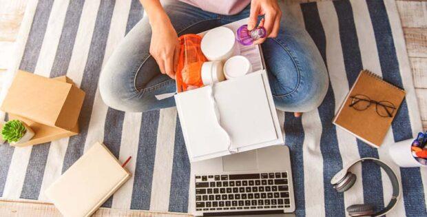 Kosmetyki – zakupy online