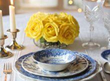 Najpopularniejsze wzory na porcelanie